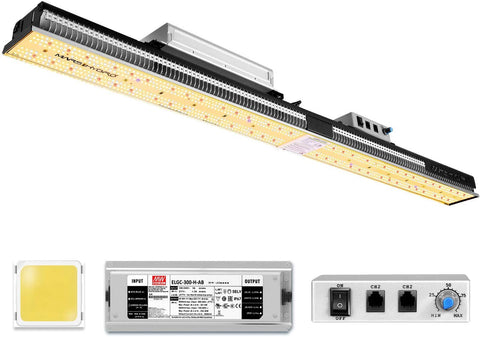 MARS-HYDRO SP3000 FULLSPECTRUM LED GROWLIGHT