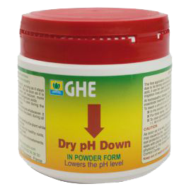 pH Down (pulver) - Grey & Green Growshop