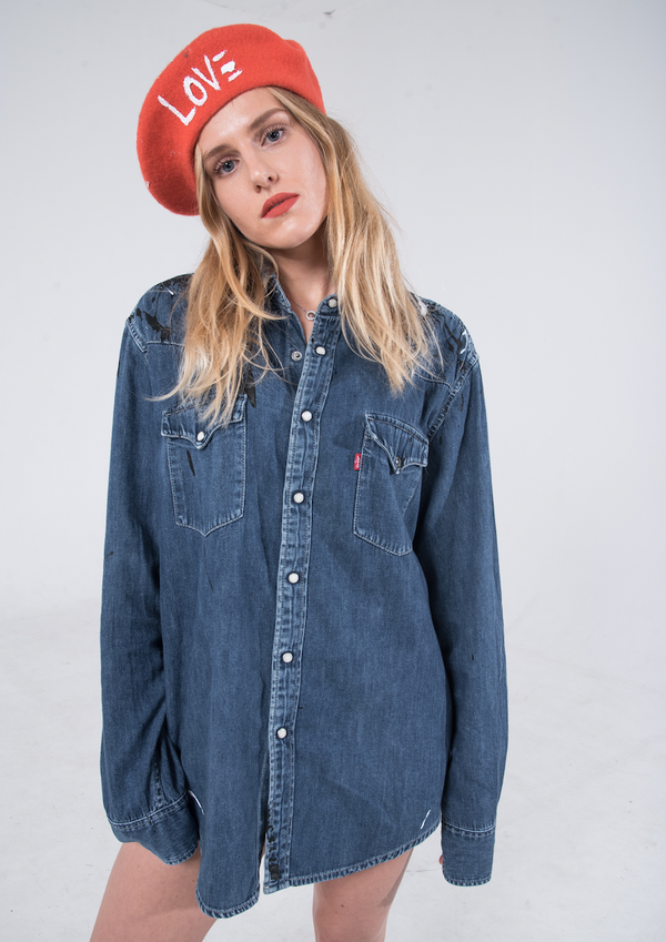 DENIM SHIRT (LEVI'S VINTAGE)