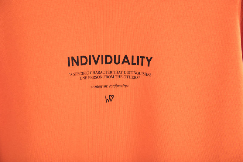 REHAB IS INDIVIDUALITY SWEATSHIRT