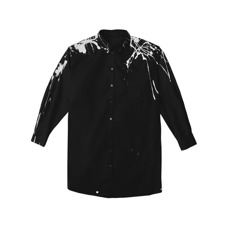 AW20 LONG SHIRT | PAINTED