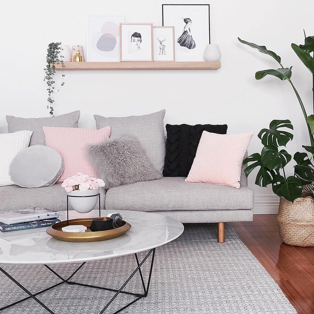 Top 10 Living Rooms - Scandi Style