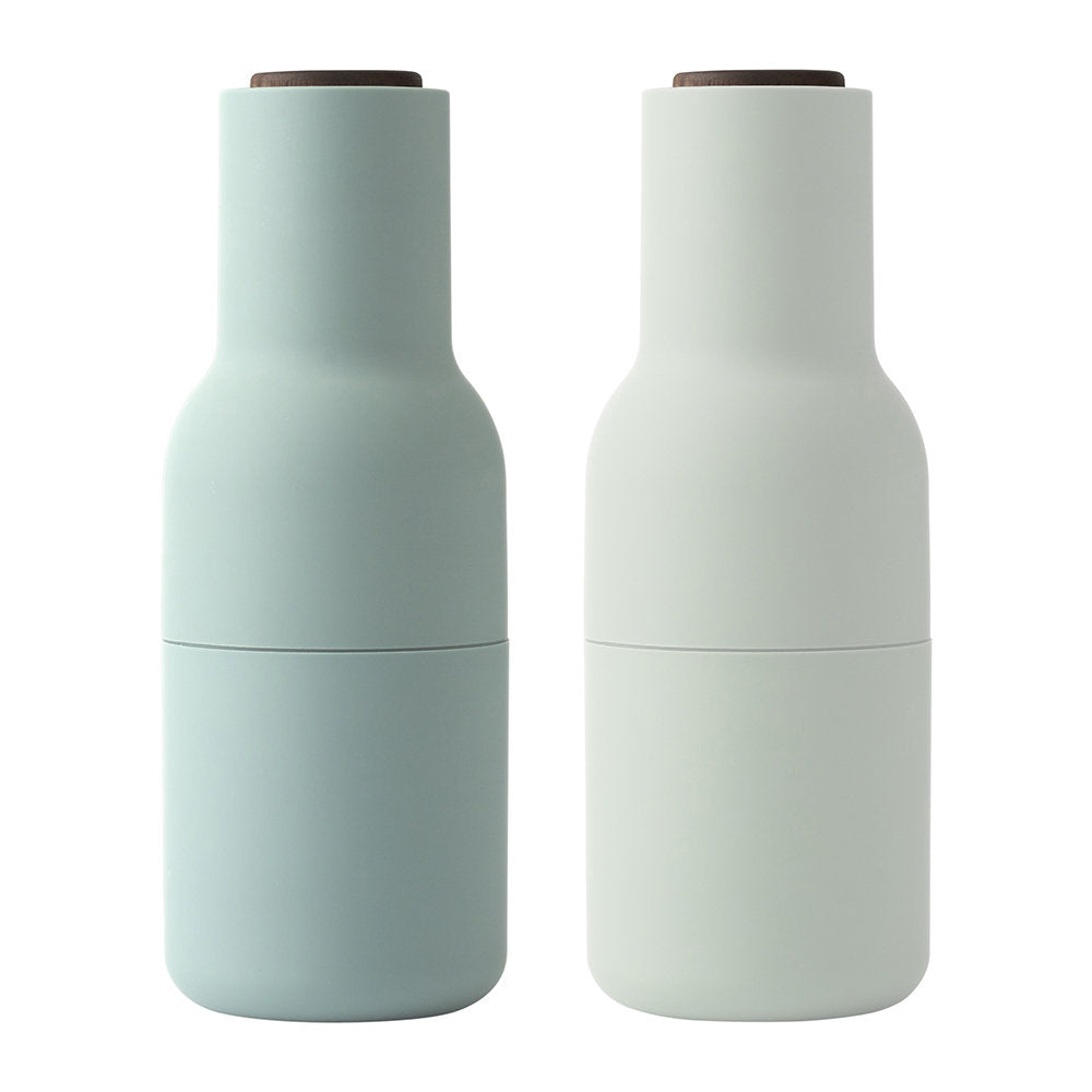 Menu Bottle Grinders - Moss Green