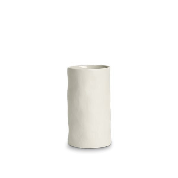 Cloud Vase - Chalk | Medium