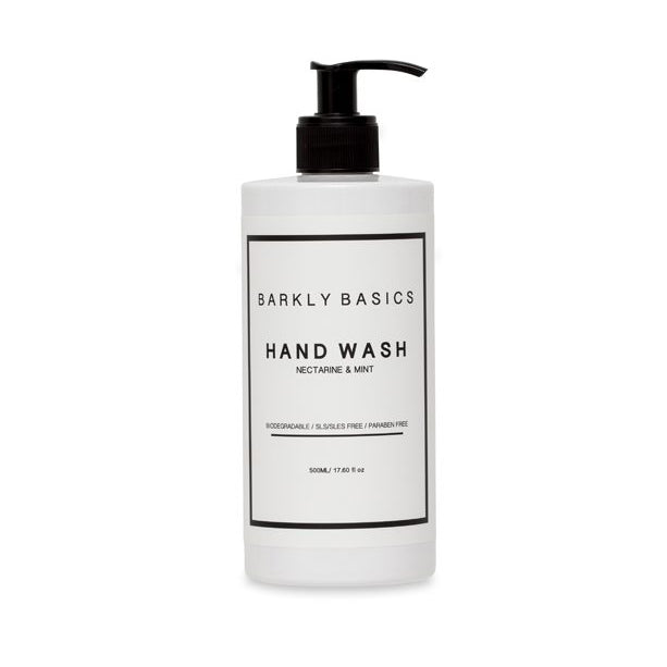 Barkly Basics Large Hand Wash | Nectarine + Mint