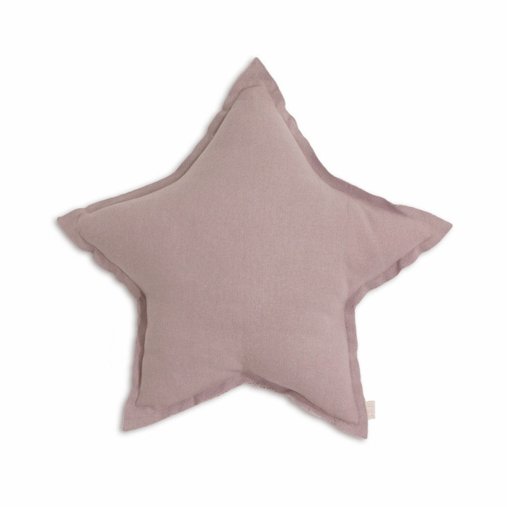 Numero 74 Star Cushion - Dusty Pink - Small