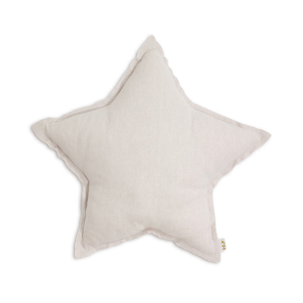 Numero 74 Star Cushion - Powder - 35 cm