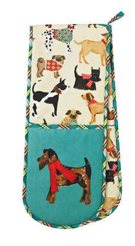New! Hound Dog Oven Glove