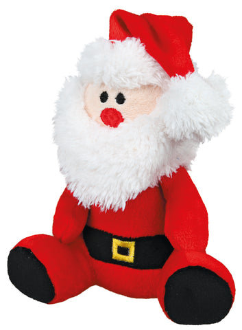 Plush Christmas Santa Pet Toy
