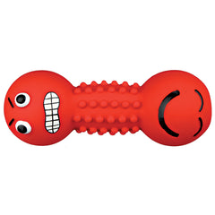 Smiley Dumbell Toy - available in 3 colours / styles