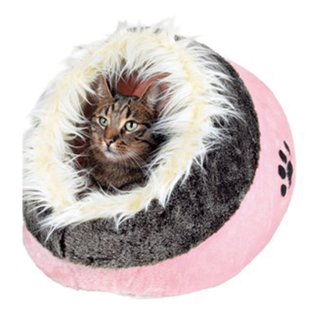 Cuddly Cat Cave - Pink