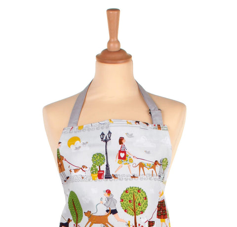 NEW! Walkies Cotton Apron