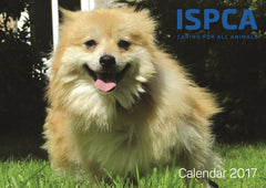 ISPCA Charity Calendar 2017 - 20% Off