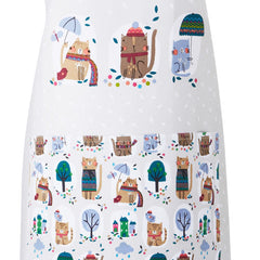 10% OFF! Cosy Cat Apron