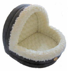 ISPCA Hooded Cat Bed - 10% OFF