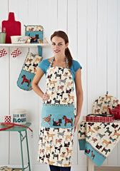NEW! Hound Dog Apron