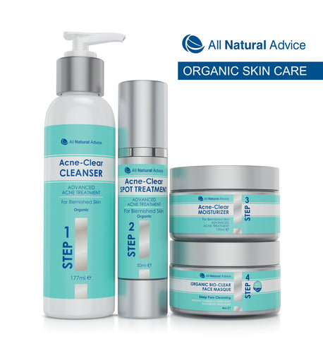 Acne-Clear Treatment by All Natural Advice