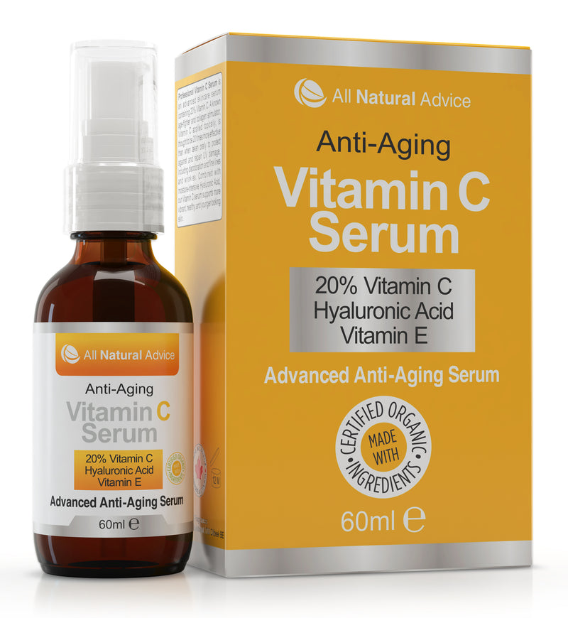 20% Vitamin C Serum - 60ml