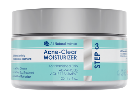Advanced Acne Moisturizer - 120 ml