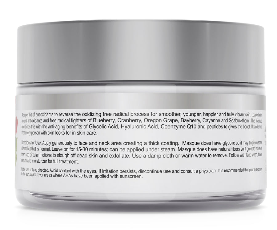 Super Fruits Vitamin C Antioxidant Masque Cleansing Facial Mask