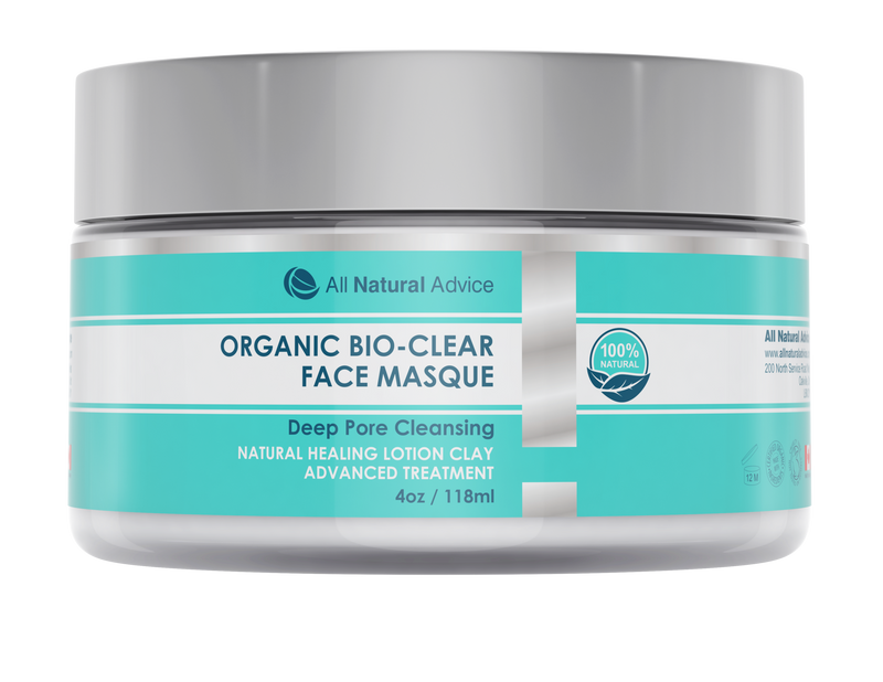Advanced Bio Clear Clay Masque