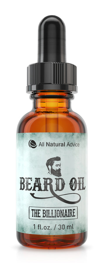 Beard Oil - The Billionaire