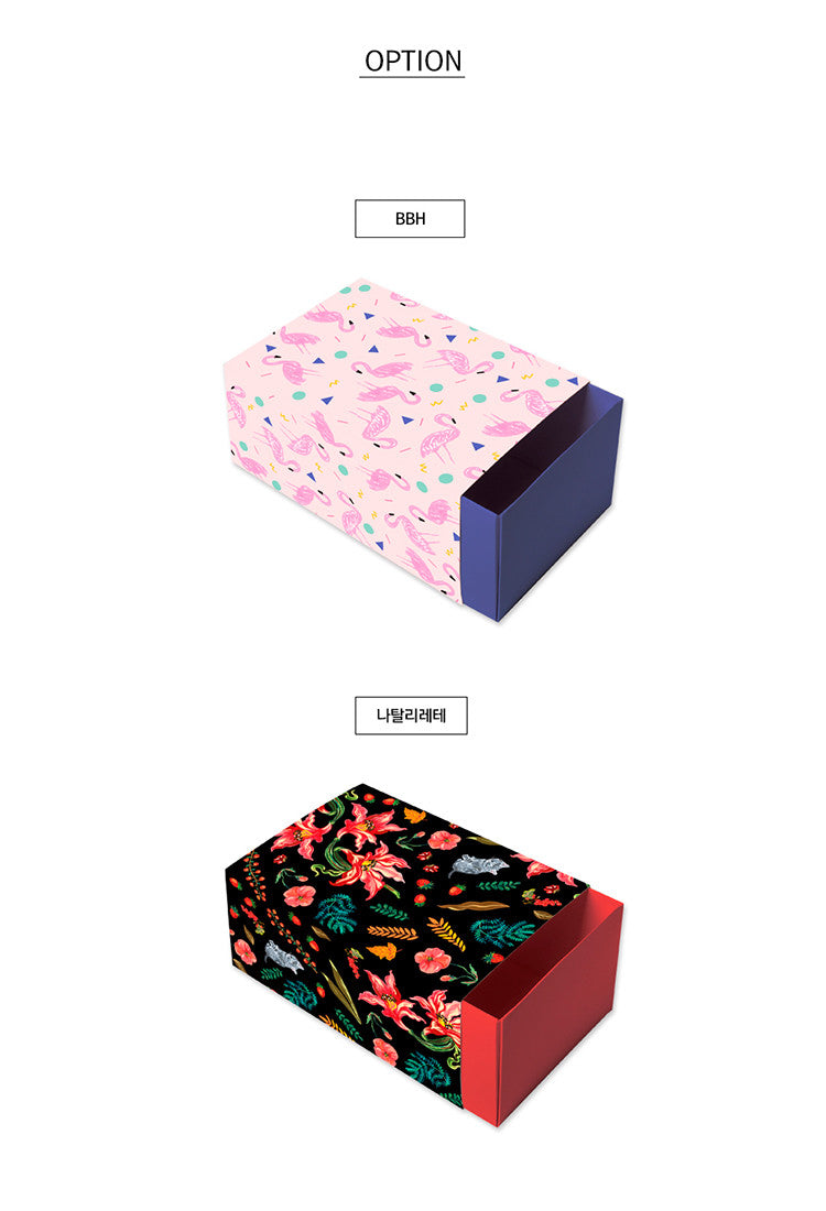 Gift Slide Box BBH