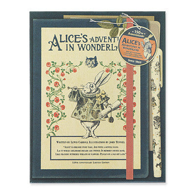 150th Anniversary Limited Edition Agenda Box Set - Alice in Wonderland