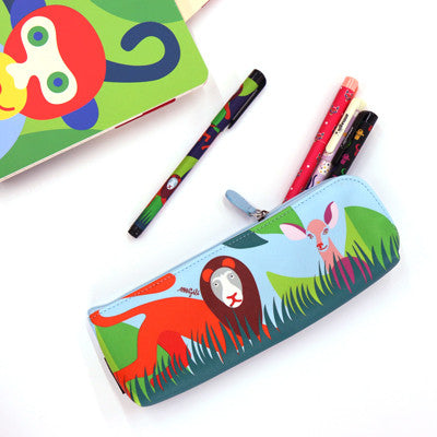 Pencil Case - Anna Gili - Jungle