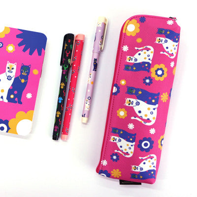 Pencil Case - Anna Gili - Cats