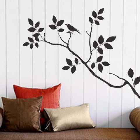 Wall Deco Vinyl - Happy Tree
