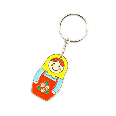 Key Holder Kiring - 03 Matryoshka