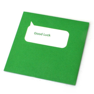 Say Card MMMG - 01 Good Luck