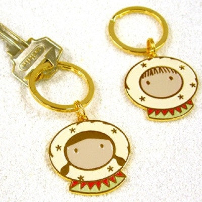 Key Holder Set - Eskimo Love
