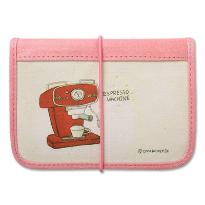 Card Case Cocoacheese - Coffee