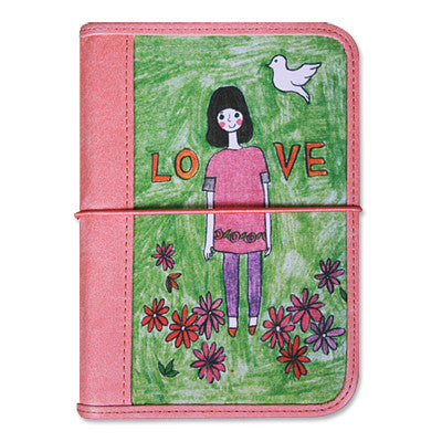 Passport Cover - Okaytina - Love