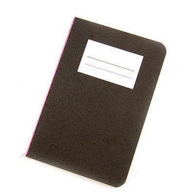 Stitch Notebook MMMG - Line - 01 Black