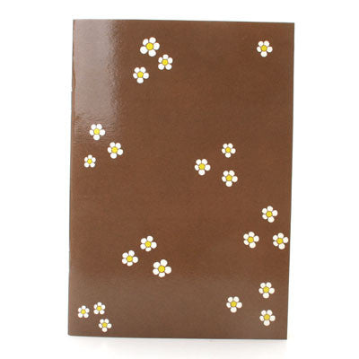 Stitch Notebook MMMG - Line - 02 Flower