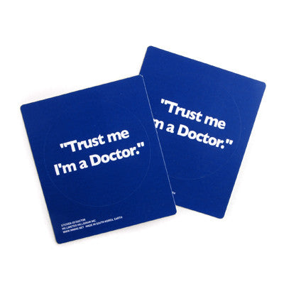 Sticker MMMG 03 - Doctor