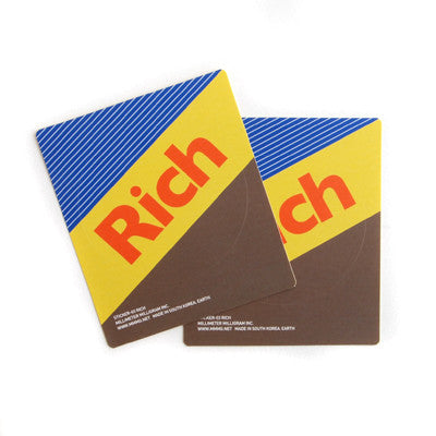 Sticker MMMG 03 - Rich