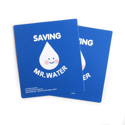 Sticker MMMG 03 - Water 1