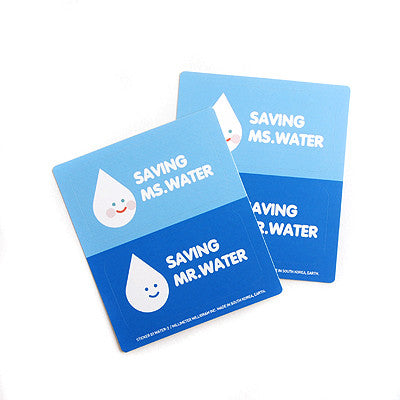 Sticker MMMG 03 - Water 2