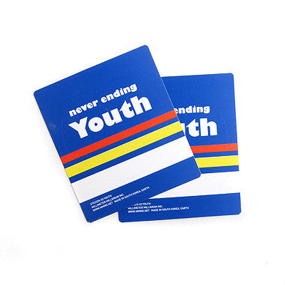 Sticker MMMG 03 - Youth