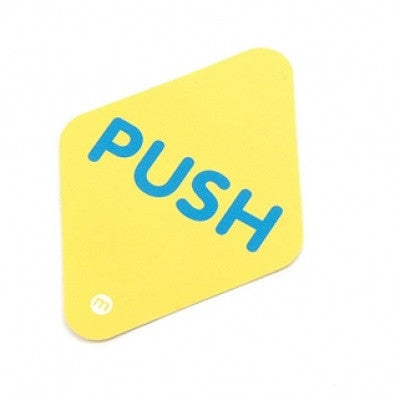 Sticker MMMG - Push