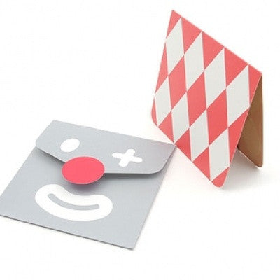 Pop Up Card - Pierrot