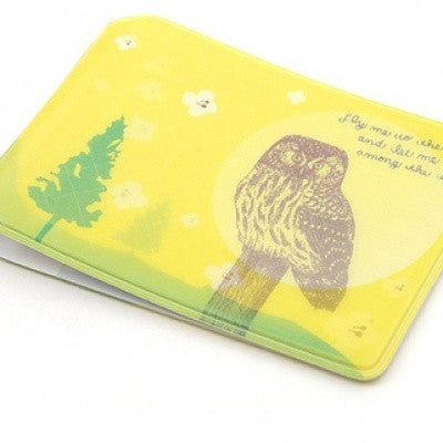 Get Lost Card Case - MMMG - 02 Owl