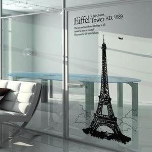 Wall Deco Vinyl - Eiffel Tower