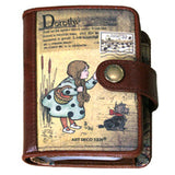 Leather Wallet Pocket The Wizard of Oz - OZ6907