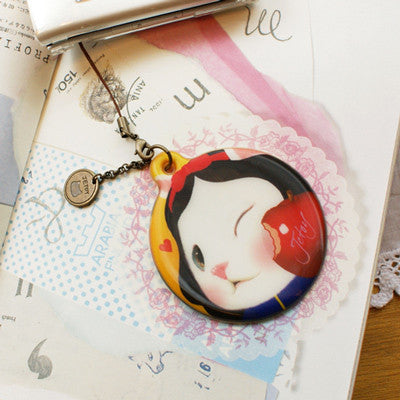 Choo Choo Key Holder Ver-2 - Snow White