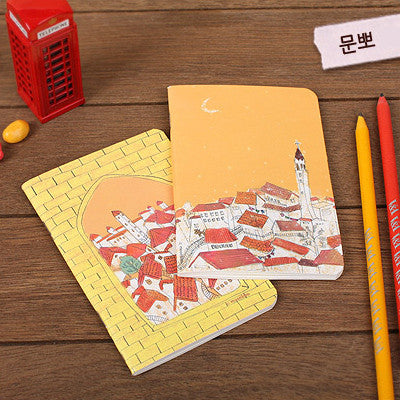 Mini Notebook Set - Lovely - Moonbbo 01
